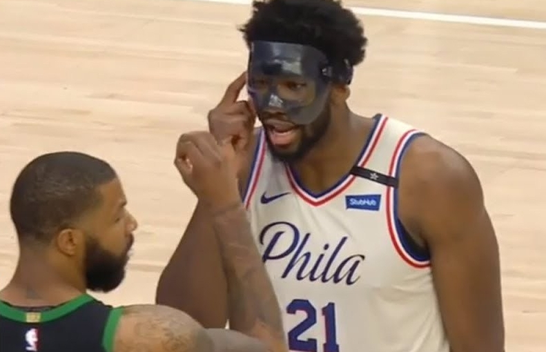 #Bum: The Beautiful Competitive Psychology of Joel Embiid's Trash-talk