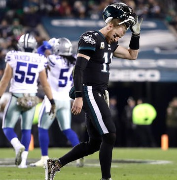 Eagles lose battle, but not thewar