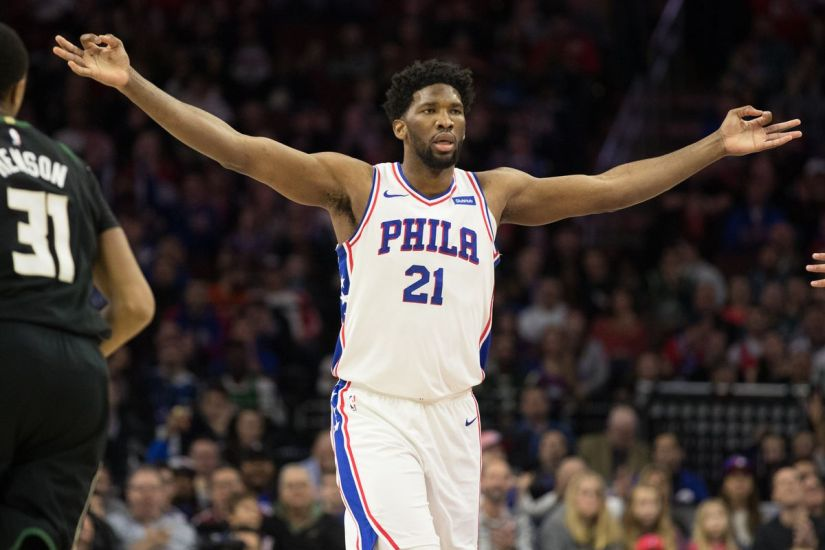 Joel Embiid Triumphantly Returned to Talking Shit on Twitter, and It's Glorious