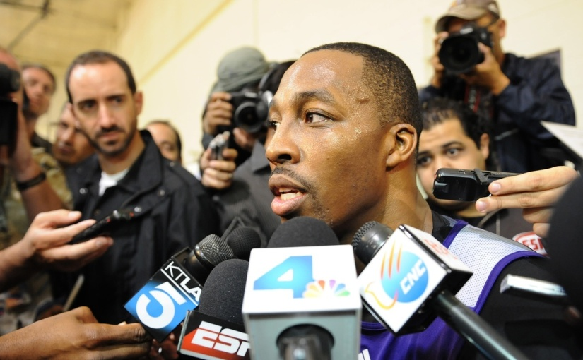 The Truth behind the Dwight Howard Buttock Scandal