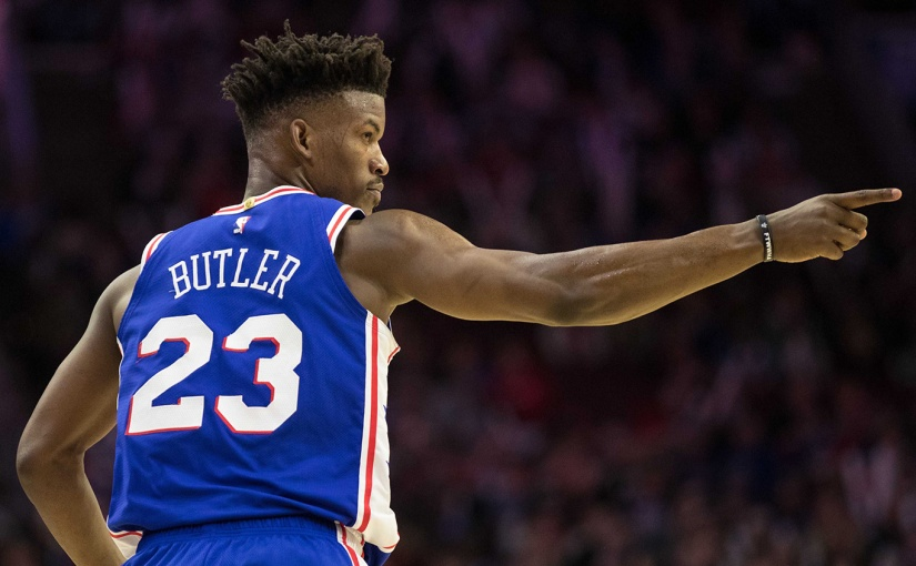 Quick Hits: Butler's Big Night Caps Off Start to Sixers' Tough Stretch