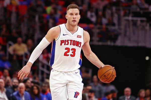 The Re-imagination of Blake Griffin