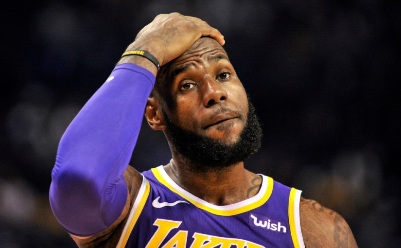 Breaking Down the Lakers' Playoff Push